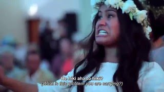 Wedding Haka - Subtitled & translated