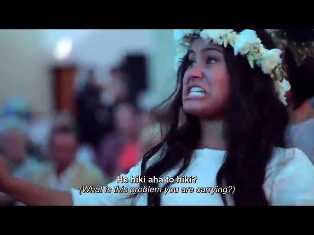 Wedding Haka - Subtitled & translated