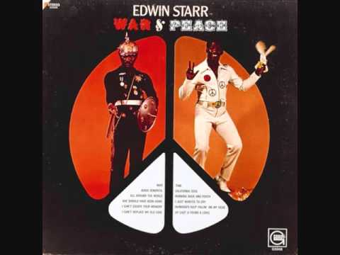 Edwin Starr (Usa, 1970)  - War & Peace (Full)