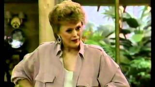 A Conversation With Betty White Part 1/5 (1989 Television Interview)