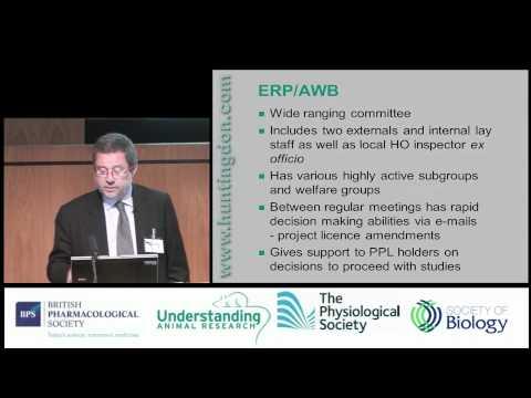 Paul Brooker, Huntingdon Life Sciences On European Directive On Animal Scientific Procedures