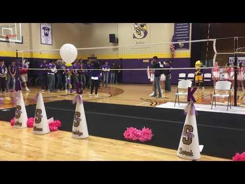 Sabinal High School Coach Beza's speech