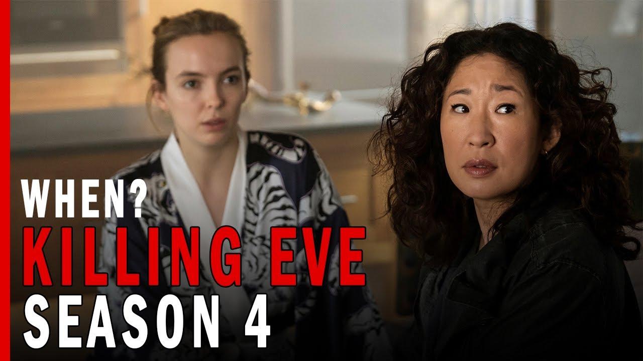 Download Killing Eve - Season 4 Release Date, When will it Happen?