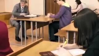 Прикол на экзамене ржач смех)