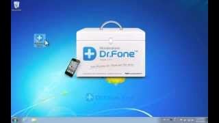 Wondershare Dr.Fone (iPhone 5) iPhone Recovery: How to Recover iPhone 5 Notes from iTunes Backup