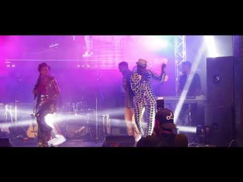 Aramide Performs Funmi Lowo ft. Sound Sultan, Koker & Sir Dauda at 'Songversation With Aramide'