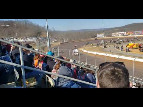 Port Royal Speedway 410 Sprints B-Main 3-8-2020