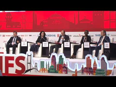 IFS 2017 - 1st DAY DEVELOPMENT BANKS FORUM - 1. GÜN KALKINMA