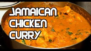 Jamaican Chicken Curry Recipe - Curried