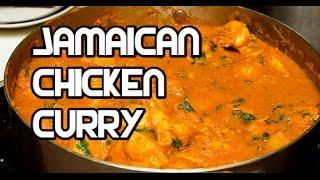 Jamaican Chicken Curry Recipe