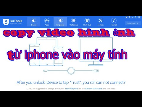 Cách Copy Video Hình ảnh Từ điện Thoại Iphone Vào Máy Tính,laptop đơn Giản Nhất