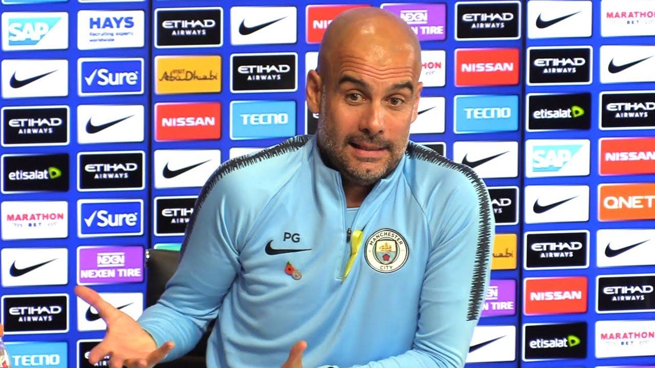 pep-guardiola-pre-match-press-conference-tottenham-v-manchester-city-embargo-extras