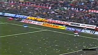 Serie A 1987-1988, day 13 Milan - Napoli 4-1 (Careca, Colombo, Virdis, Gullit, Donadoni)