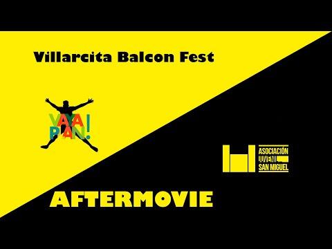 Así fue el 'Villarcita Balcon fest'