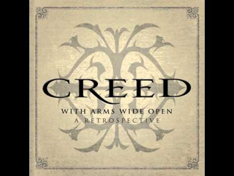 Creed - Don't Stop Dancing (Acoustic Version #3) from With Arms Wide Open: A Retrospective