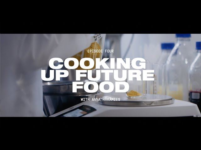 Solar Foods - Cooking Up Future Food