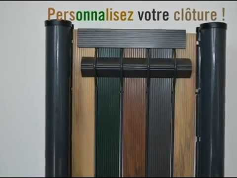 montage lamelles d 39 occultation youtube. Black Bedroom Furniture Sets. Home Design Ideas