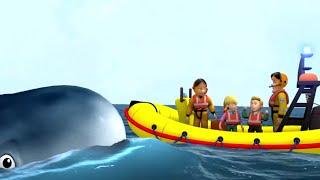 Sam il Pompiere italiano nuovi episodi   Inondazione a Pontypandy! 🔥Cartoni animati