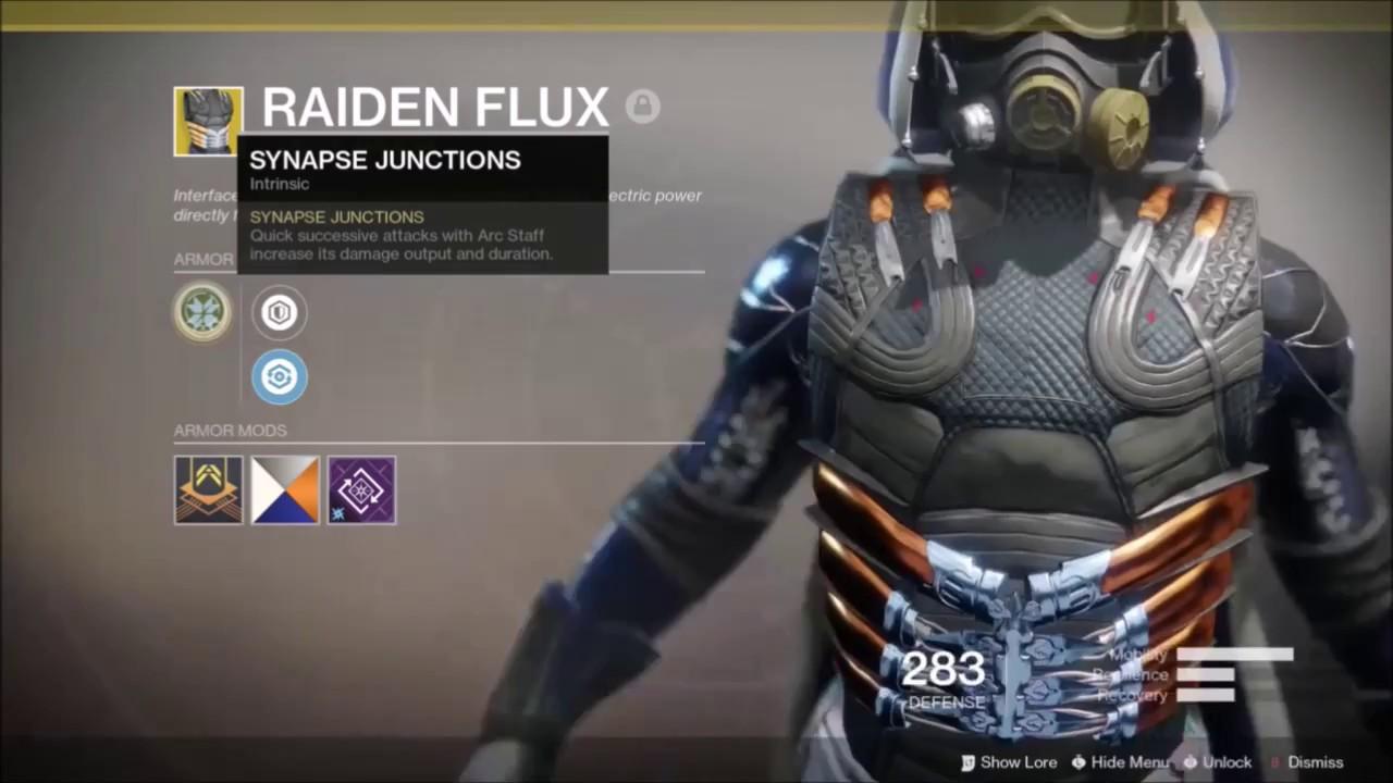 Destiny 2 Best Hunter Exotic