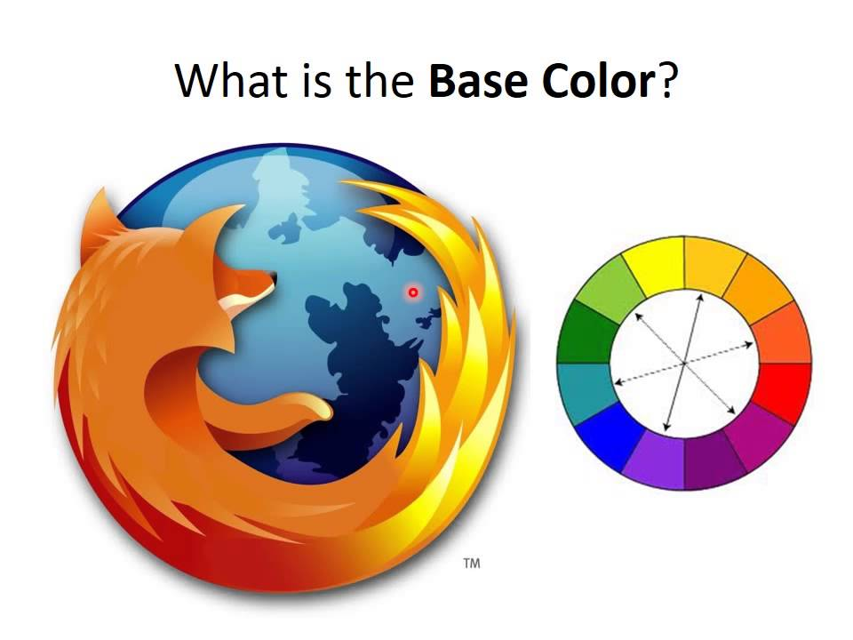 MASTER Color Schemes Split Complementary PPT With Voice