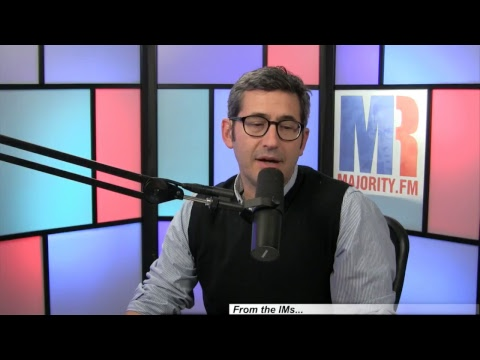 How Russia Hacked America And Why It Will Happen Again w/ Julia Ioffe - MR Live - 12/13/17