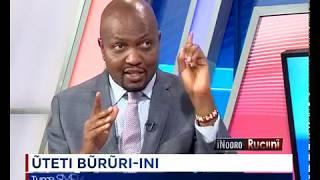 Inooro Ruciini: Uteti Bururi-ini na Moses Kuria(Part 2)