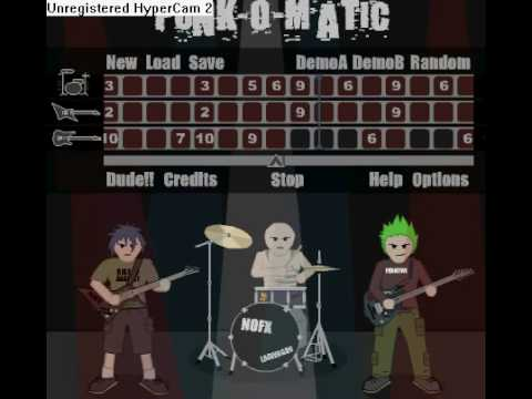 Punk-o-matic greatest song