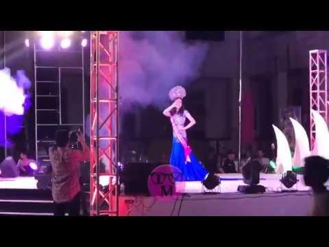 Behind the Scene: Kisses Delavin Final walk as Miss Masbate