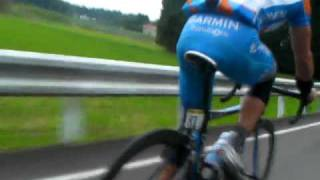 JAPANCUP2010 GARMIN TRANSITIONS TRAINING