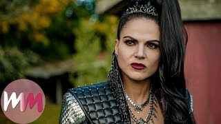 Video Top 10 Evil Queen Moments on Once Upon a Time download MP3, 3GP, MP4, WEBM, AVI, FLV Juli 2018