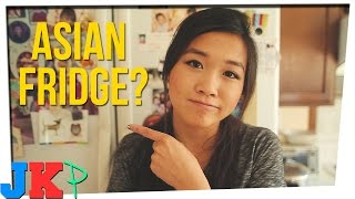 What's In My Fridge ft Julia Chow