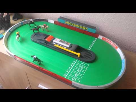 Peers Hardy Derby Racing Game Rare