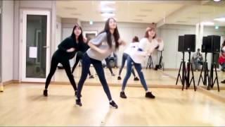 Repeat youtube video [ETC] ORANGE CARAMEL(오렌지캬라멜) '아빙아빙(Abing abing)'_Dance Only