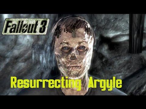 Resurrecting Argyle | Fallout 3