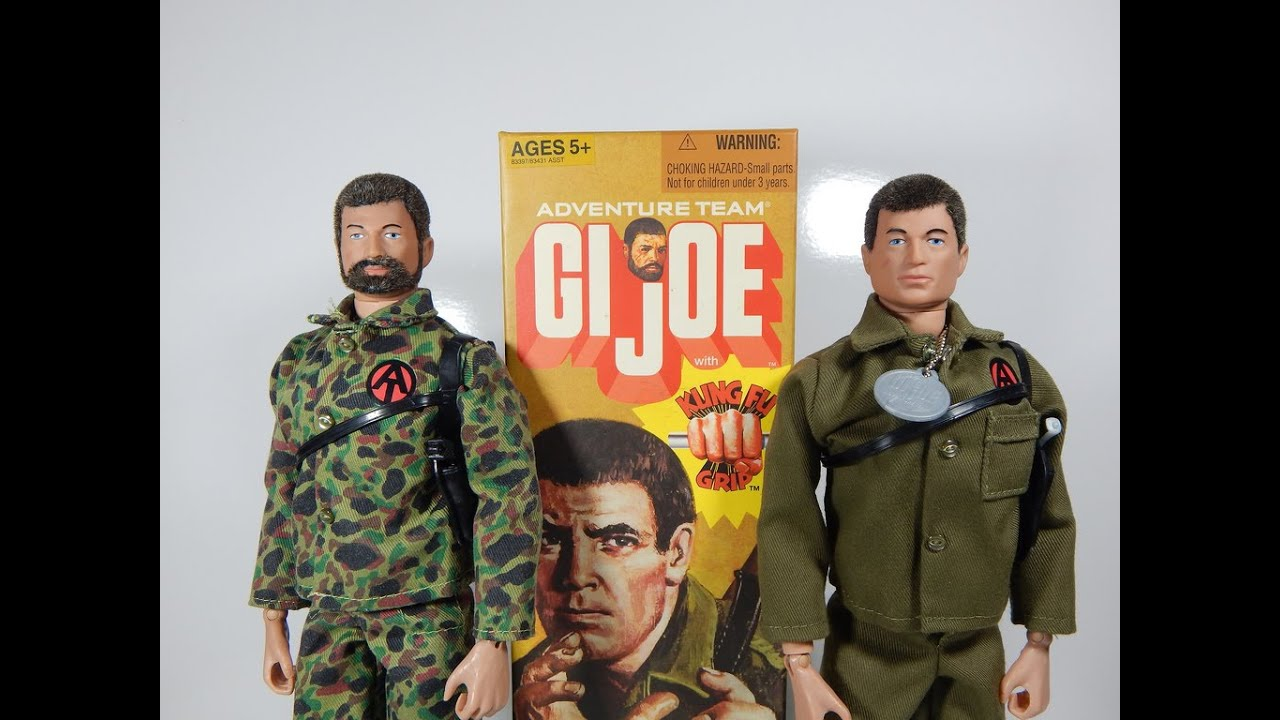 Vintage Gi Joe Adventure Team 87