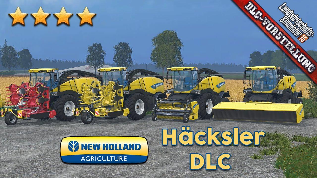 Super New Holland ☆ Häcksler DLC Vorstellung ☆ Landwirtschafts #MB_33