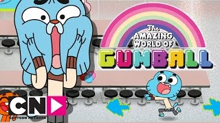 The Amazing World of Gumball | Manic Canteen Playthrough | Cartoon Network