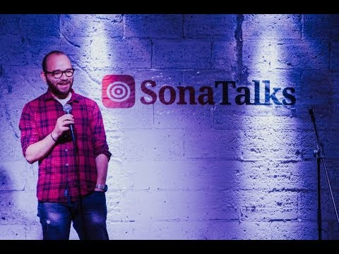 Absolutely Hilarious Comedian! | Being a Syrian Refugee and Asylum Seeker | Abdul Tahhan | SonaTalks