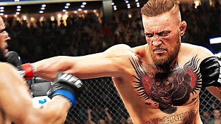 UFC 3 Gameplay Trailer (2017) PS4 / Xbox One