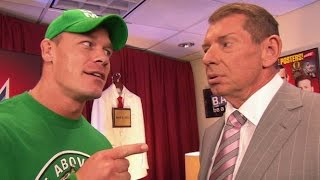 Vince McMahon & John Cena: Two Out of Touch Idiots