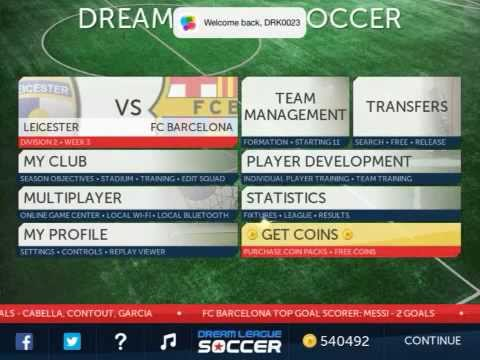 How to hack dream league soccer iOS using cydia - YouTube