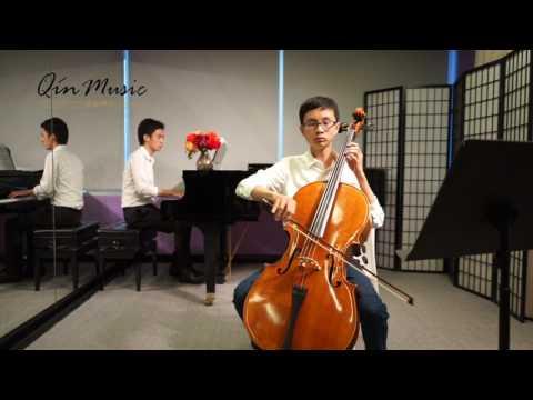 ABRSM Distinction Student Demo  Grade 5 Cello: La Cinquantaine