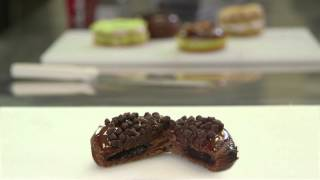 Tim Hortons Duelling Donuts Test Kitchen - Chocolate Thumbnail