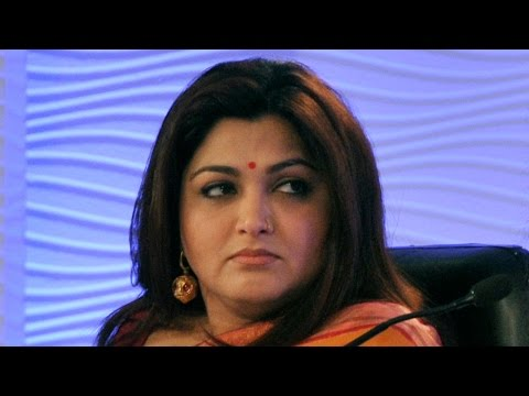 Women have to be More Alert in a Relationship - Khushboo Sundar | HT Leadership Summit 2013