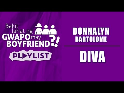 Donnalyn Bartolome — Diva [Official Lyric Video]