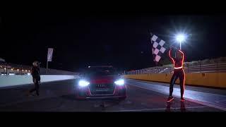 2018 Audi RS 4 Night Test Drive