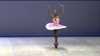 Precious Adams - 2014 Prize Winner - Finals - Classical Variation