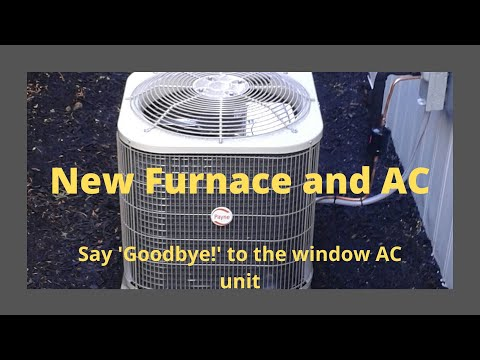 Putting A New Furnace And Central Air Conditioning In A Mobile Home : E042 / BC Renovation Magazine