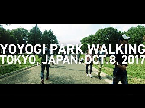 YOYOGI PARK WALKING / GoPro 6 / 代々木公園 / [4K60fps]