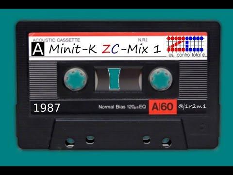 Miniteca ZC   Mix 1 Lado A 1987